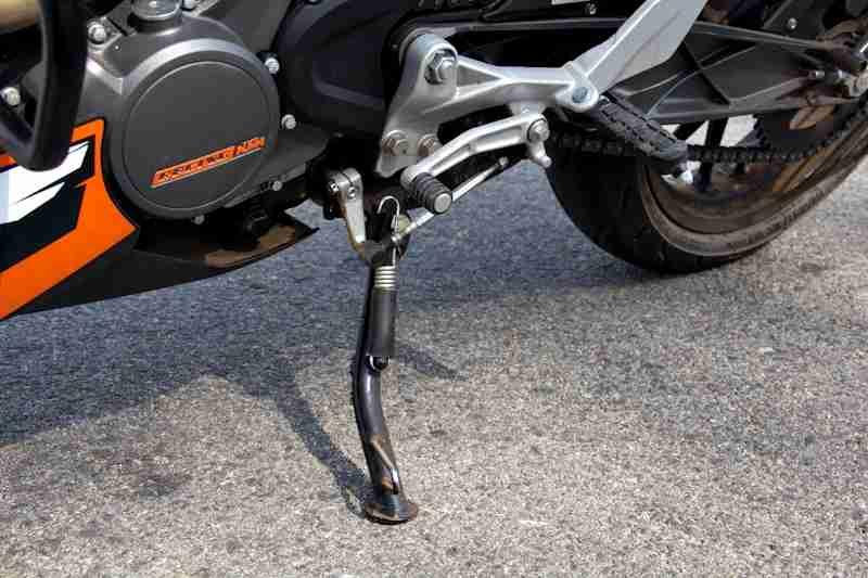 KTM Duke 200 review 29