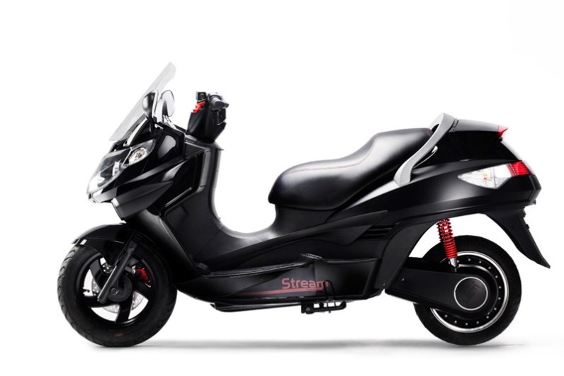 LEMev Stream electric scooter 2012 01
