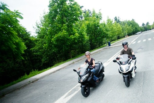 LEMev Stream electric scooter 2012 04