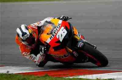 MotoG Sepang testing 2012 16