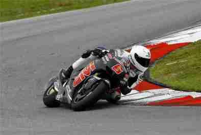 MotoG Sepang testing 2012 18