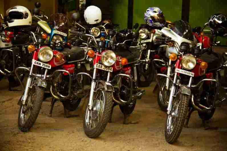 RD 350 club Bangalore 01