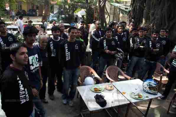 RD 350 club Bangalore 47