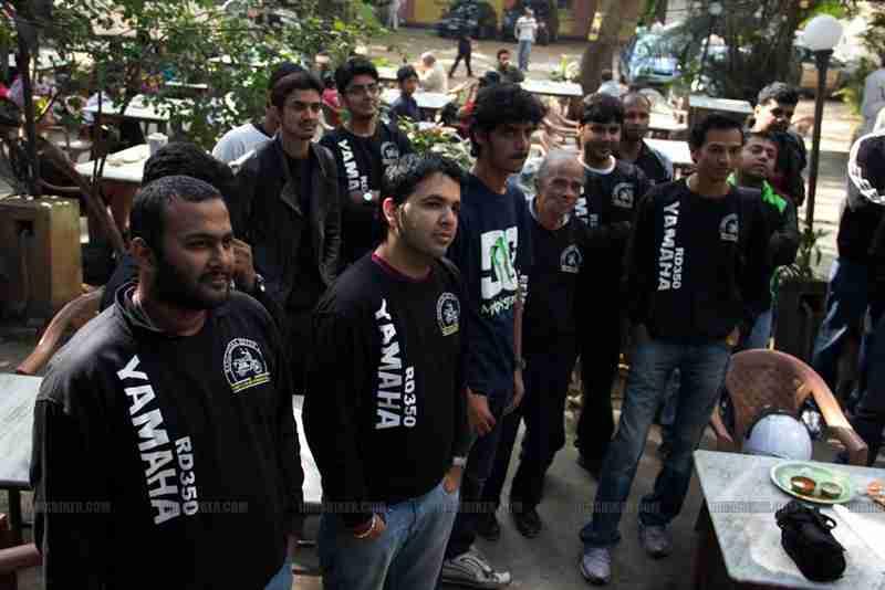 RD 350 club Bangalore 49