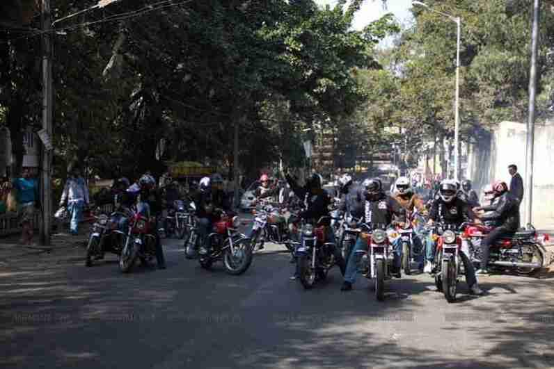 RD 350 club Bangalore 82