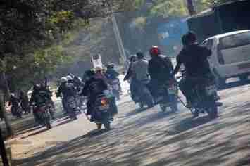RD 350 club Bangalore 83