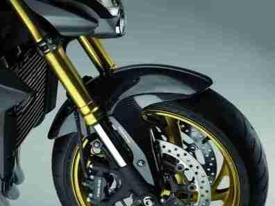2012 Honda CB1000R - Matt Gray and Gold 03