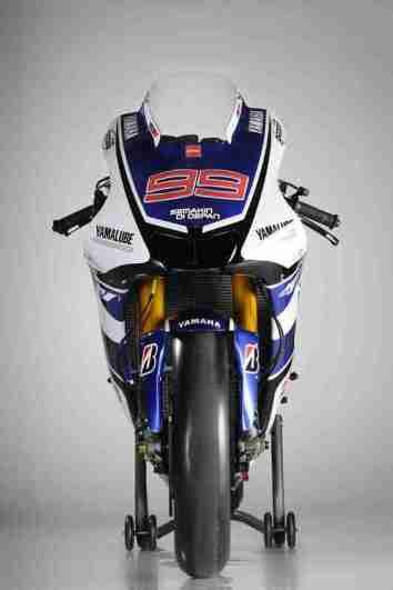 2012 Yamaha YZR-M1 -1000cc 07