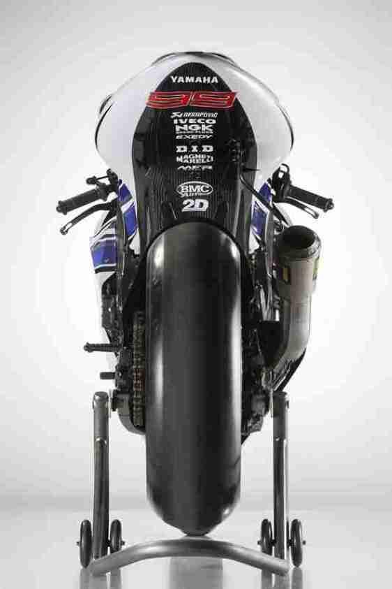 2012 Yamaha YZR-M1 -1000cc 12