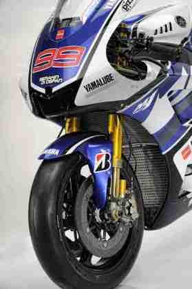 2012 Yamaha YZR-M1 -1000cc 13