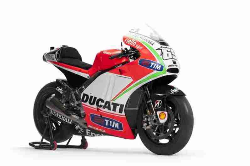 Ducati Desmosedici GP12 2012 08