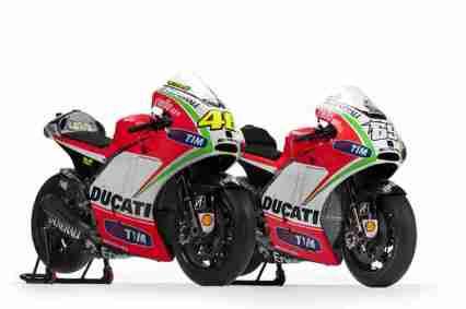Ducati Desmosedici GP12 2012 20
