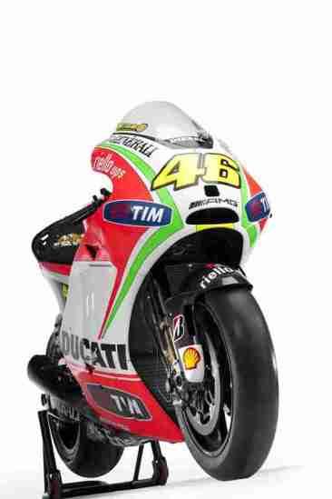 Ducati Desmosedici GP12 2012 22