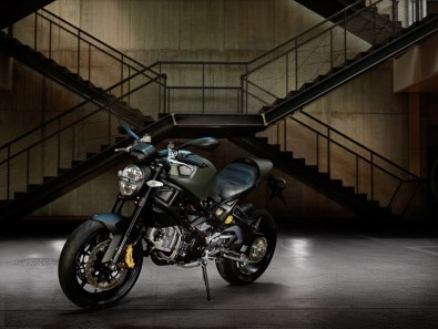 Ducati Monster Diesel Edition 14