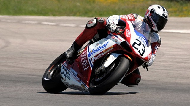 Federico Sandi to race for Althea Racing in Superstock 1000