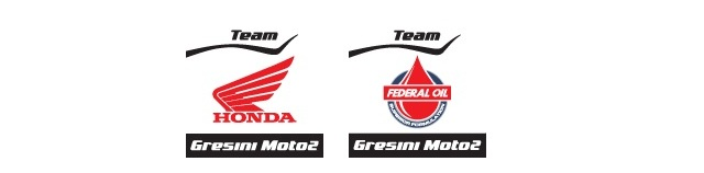Gresini Racing Moto2 two different livery's