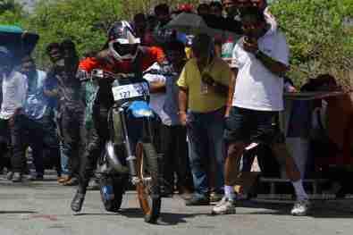 Nandi - Race to the clouds - MSCK 04