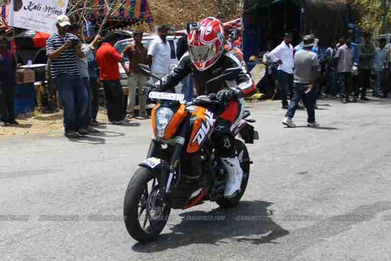 Nandi - Race to the clouds - MSCK 11