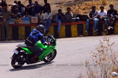 Nandi - Race to the clouds - MSCK 15