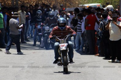 Nandi - Race to the clouds - MSCK 27