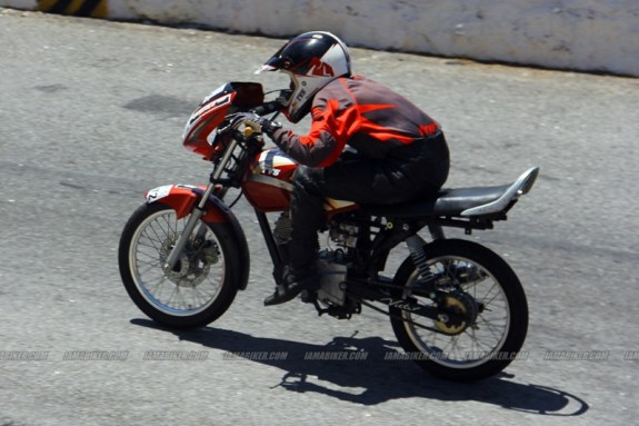 Nandi - Race to the clouds - MSCK 38