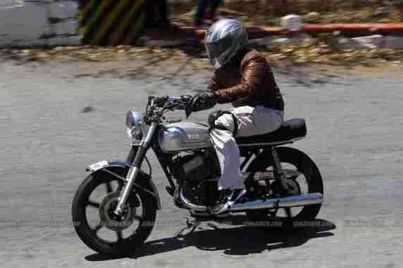 Nandi - Race to the clouds - MSCK 47