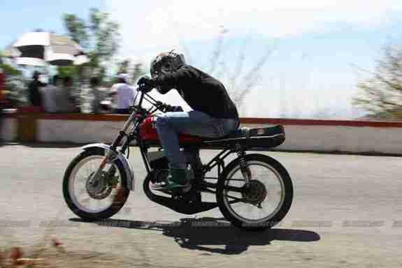 Nandi - Race to the clouds - MSCK 50
