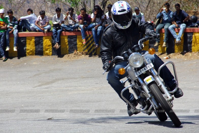 Nandi - Race to the clouds - MSCK 51
