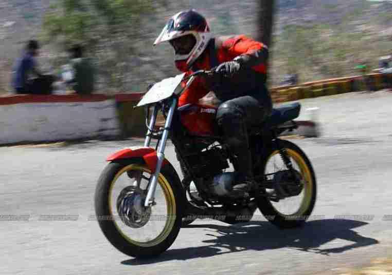 Nandi - Race to the clouds - MSCK 72