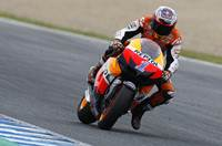 Repsol Honda MotoGP 2012 Jerez test