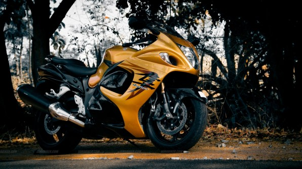 Suzuki GSX1300R Hayabusa wallpapers