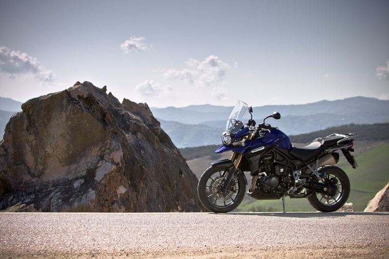 Triumph Tiger Explorer 1200 2012 10
