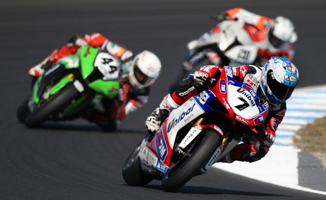 WSBK coming to India in 2013