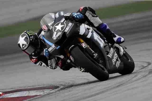 Yamaha Complete Second Sepang Test