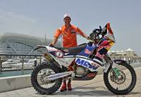 Cross Country Rallies World Championship 2012 Qatar Marc Coma
