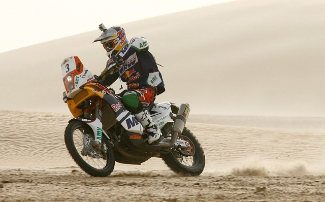 Marc Coma Sealine Cross-Country Rally stage one