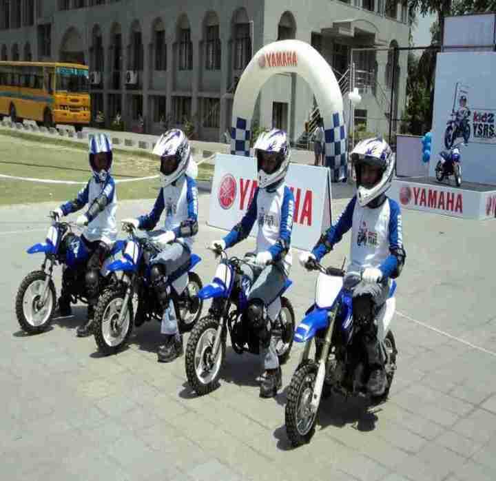 Kidz Yamaha Safe Riding Science of the year 03