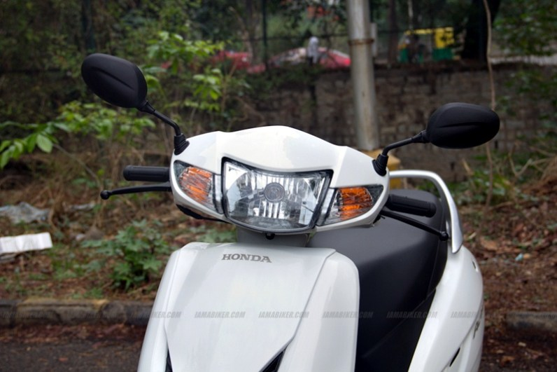 honda activa detailed photos 14