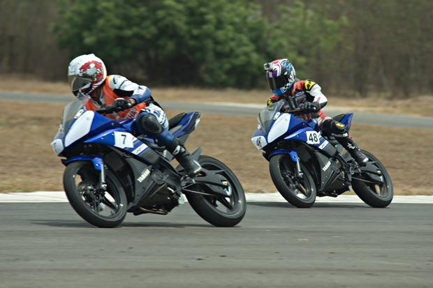 yamaha riding clinic report