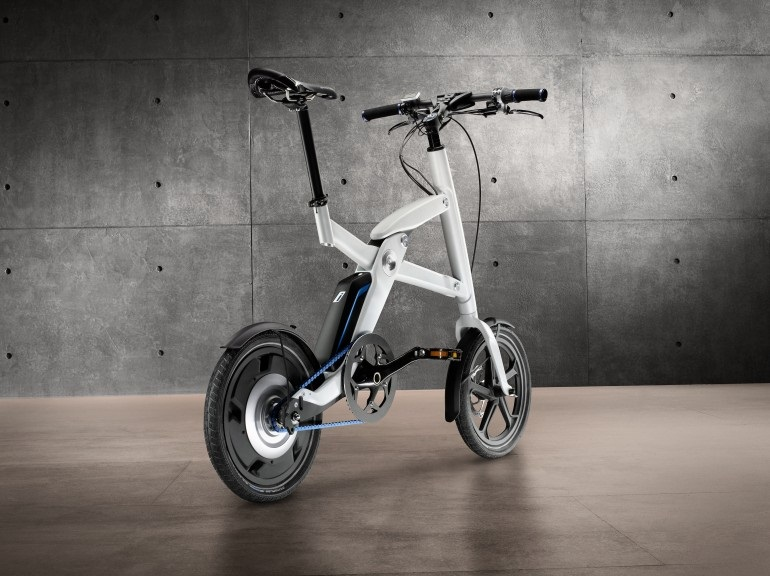 BMW i Pedelec bicycle concept 02