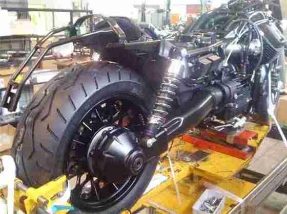 Moto Guzzi California 2012 naked 02