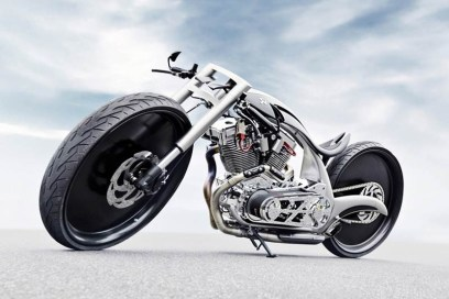 The Akrapovic Morsus 20