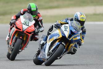WSBK 2012 Aragon test Goldbet Italia