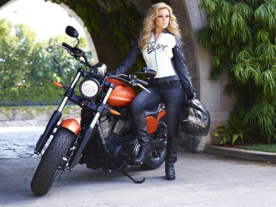 victory motorcycles playboy playmates 08