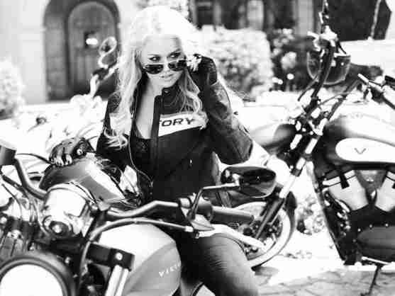 victory motorcycles playboy playmates 12