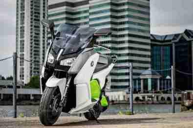BMW C evolution scooter 20