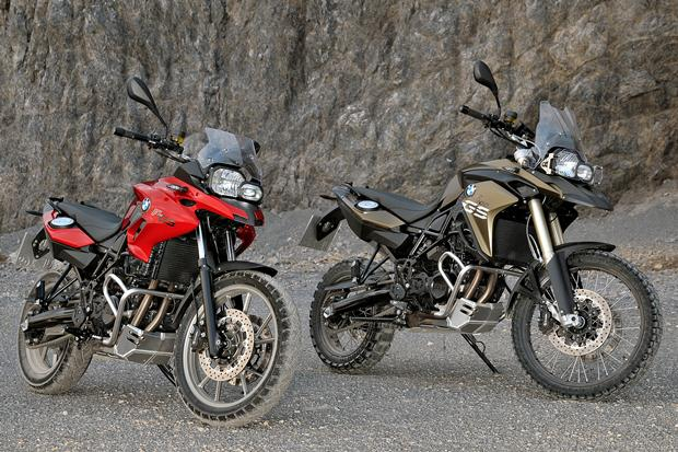 BMW F 700 GS and BMW F 800 GS 2012 announced