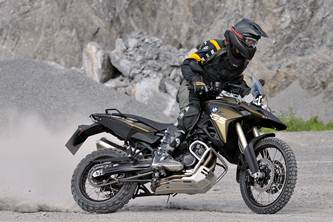 BMW F 800 GS 2012 image gallery
