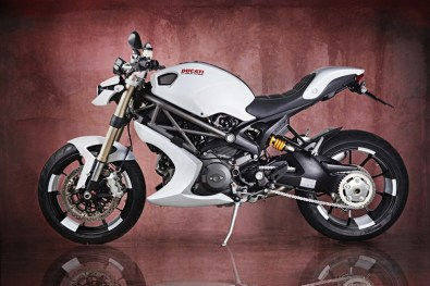 Ducati Monster Bulgari by Vilner customs 01