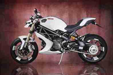 Ducati Monster Bulgari by Vilner customs 01